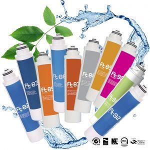 Cartouches pour filtres à eau et purificateurs de la marque Ft Line