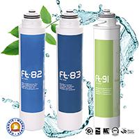 Kit d'entretien du Ft Line 3 purificateur eau par filtration et ultrafiltration