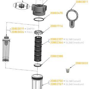 Accessoires Smart Line