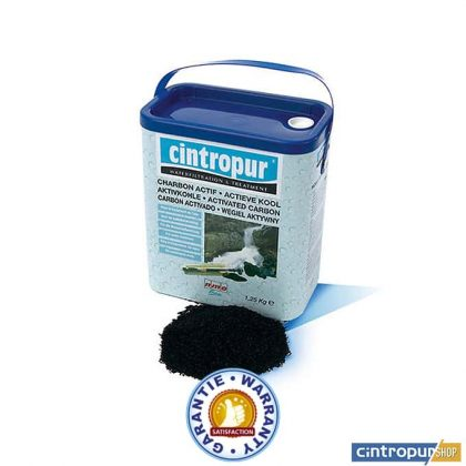 Activated carbon of brand Cintropur