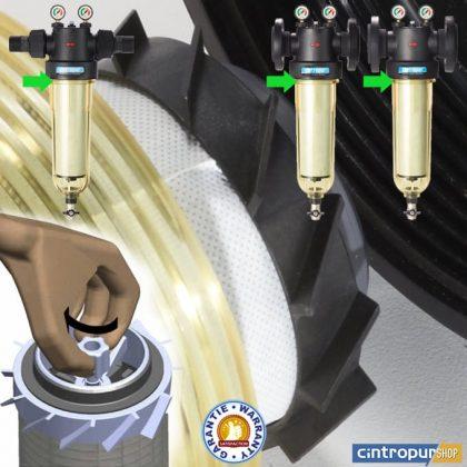 Hélice centrifuge avec vis serrage pour gamme Industriel