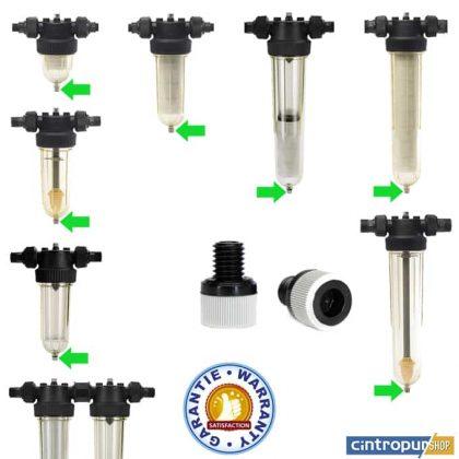 Vis de vidage pour filtre à eau Cintropur gamme Domestique Line